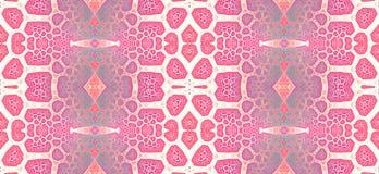 Αφηρημένο fractal άνευ ραφής σχέδιο υψηλής ανάλυσης για τους τάπητες, τους τάπητες, το ύφασμα και τις ταπετσαρίες ή οποιοδήποτε δ ελεύθερη απεικόνιση δικαιώματος