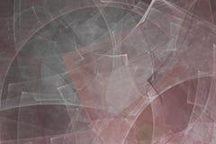αφηρημένο fractal ανασκόπησης Αφηρημένη ζωγραφική στα χρώματα κρητιδογραφιών που αντιμετωπίζονται όπως τις εικόνες σπηλιών Κατασκ διανυσματική απεικόνιση