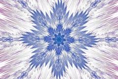 αφηρημένο fractal ανασκόπησης Ιδιαίτερα λεπτομερές υπόβαθρο όπως ένα θαυμάσιο λουλούδι Για το δημιουργικό σχέδιό σας διανυσματική απεικόνιση