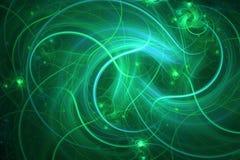 αφηρημένο fractal ανασκόπησης Κατασκευασμένη εικόνα στα πολυ χρώματα Για το δημιουργικό σχέδιό σας απεικόνιση αποθεμάτων