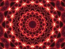 αφηρημένο fractal ανασκόπησης φω& Στοκ εικόνα με δικαίωμα ελεύθερης χρήσης