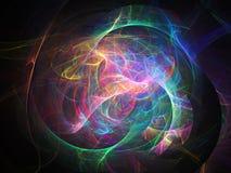 αφηρημένο fractal ανασκόπησης Στοκ εικόνα με δικαίωμα ελεύθερης χρήσης