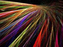 αφηρημένο fractal ανασκόπησης Στοκ Φωτογραφία