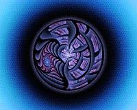 αφηρημένο fractal ανασκόπησης Στοκ φωτογραφία με δικαίωμα ελεύθερης χρήσης