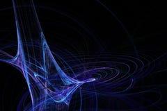 αφηρημένο fractal ανασκόπησης Στοκ Εικόνες