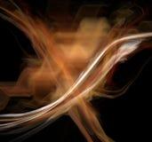 αφηρημένο fractal σχεδίου Στοκ εικόνες με δικαίωμα ελεύθερης χρήσης