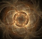 αφηρημένο fractal σχεδίου στοκ φωτογραφία με δικαίωμα ελεύθερης χρήσης