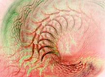 αφηρημένο fractal Στοκ φωτογραφία με δικαίωμα ελεύθερης χρήσης