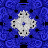 αφηρημένο fractal ελεύθερη απεικόνιση δικαιώματος