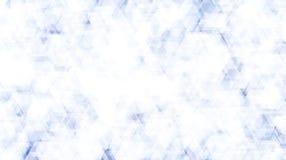 αφηρημένο hexagon ανασκόπησης επίσης corel σύρετε το διάνυσμα απεικόνισης Στοκ Εικόνες