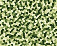 Αφηρημένο hexagon υποβάθρου επίσης corel σύρετε το διάνυσμα απεικόνισης απεικόνιση αποθεμάτων