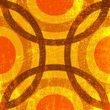 Αφηρημένο Hieroglyph Grunge Στοκ φωτογραφία με δικαίωμα ελεύθερης χρήσης