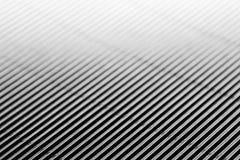 Αφηρημένο minimalistic άσπρο ριγωτό υπόβαθρο με τις διαγώνιες γραμμές και την επιγραφή Στοκ Εικόνα