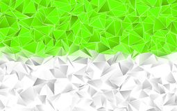 Αφηρημένο polygonal υπόβαθρο ελεύθερη απεικόνιση δικαιώματος