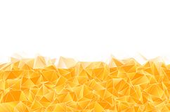 Αφηρημένο polygonal υπόβαθρο διανυσματική απεικόνιση