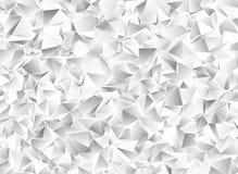 Αφηρημένο polygonal υπόβαθρο Triangulated σύσταση διανυσματική απεικόνιση