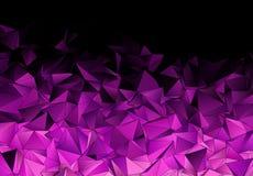 Αφηρημένο polygonal υπόβαθρο Triangulated σύσταση ελεύθερη απεικόνιση δικαιώματος