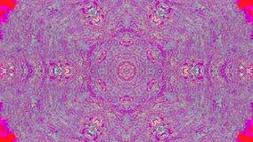 Αφηρημένο psychedelic ολογραφικό υπόβαθρο της sci-Fi νέου διανυσματική απεικόνιση