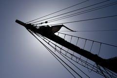 Αφηρημένο Sailboat Στοκ Εικόνες