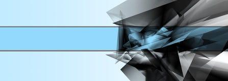 αφηρημένο techno ανασκόπησης Στοκ Εικόνες