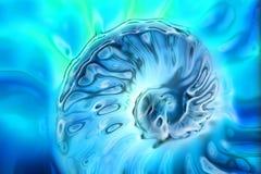 αφηρημένο twirl νερού υπόβαθρο ελεύθερη απεικόνιση δικαιώματος
