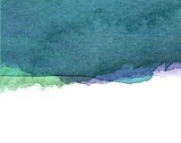 αφηρημένο watercolor ανασκόπησης ελεύθερη απεικόνιση δικαιώματος
