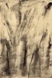 Αφηρημένο watercolor στη σύσταση εγγράφου ως υπόβαθρο Στον τόνο σεπιών ελεύθερη απεικόνιση δικαιώματος