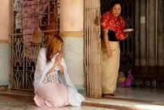 αφιερώστε την Ινδία Στοκ Φωτογραφίες