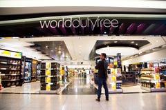 αφορολόγητο κατάστημα Τουρκία λαμπροτήτων της Κωνσταντινούπολης Στοκ Φωτογραφίες