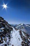 αφρικανικά βουνά στοκ εικόνες με δικαίωμα ελεύθερης χρήσης