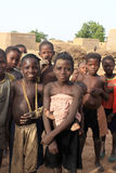 αφρικανικά παιδιά Στοκ φωτογραφία με δικαίωμα ελεύθερης χρήσης