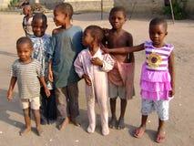 αφρικανικά παιδιά Στοκ Εικόνες