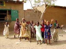 αφρικανικά παιδιά Γκάνα Στοκ εικόνες με δικαίωμα ελεύθερης χρήσης