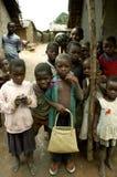 αφρικανικά παιδιά Στοκ εικόνες με δικαίωμα ελεύθερης χρήσης