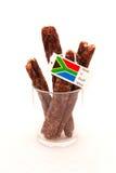 αφρικανικά τρόφιμα παραδοσιακά Στοκ Εικόνες