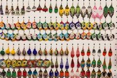 Αφρικανικά Beading χρώματα κοσμημάτων Στοκ φωτογραφία με δικαίωμα ελεύθερης χρήσης