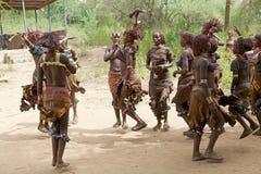 Αφρικανικές γυναίκες Στοκ Εικόνες