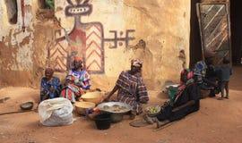 αφρικανικές γυναίκες Στοκ Φωτογραφίες