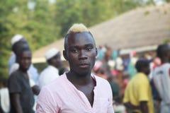 αφρικανικές νεολαίες ατόμων στοκ εικόνα