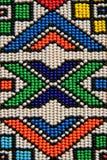 αφρικανικές χάντρες Στοκ φωτογραφία με δικαίωμα ελεύθερης χρήσης