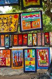 αφρικανική αγορά Στοκ φωτογραφία με δικαίωμα ελεύθερης χρήσης