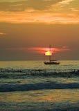 αφρικανική αυγή Στοκ Εικόνες