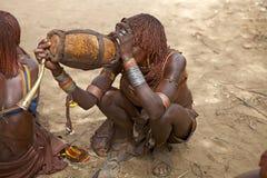 Αφρικανική γυναίκα Στοκ εικόνες με δικαίωμα ελεύθερης χρήσης