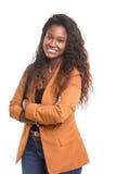 αφρικανική γυναίκα Στοκ Φωτογραφία