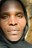 αφρικανική γυναίκα Στοκ Εικόνα