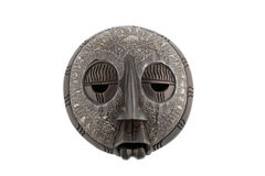 αφρικανική μάσκα Στοκ Εικόνες