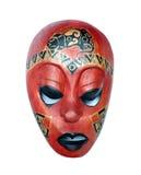 αφρικανική μάσκα Στοκ φωτογραφίες με δικαίωμα ελεύθερης χρήσης