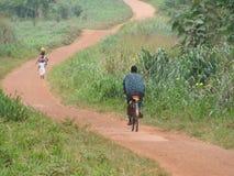 Αφρικανική μεταφορά Στοκ εικόνα με δικαίωμα ελεύθερης χρήσης