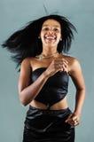 αφρικανική ομορφιά ευτυ&c στοκ εικόνες με δικαίωμα ελεύθερης χρήσης