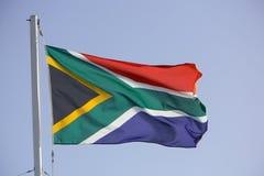αφρικανικός νότος σημαιών Στοκ φωτογραφία με δικαίωμα ελεύθερης χρήσης